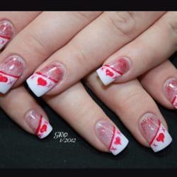 Pearl nails spa 22 photos nail salons 2610 raeford for 777 nail salon fayetteville nc