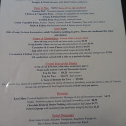 British Pantry Amp Tea Room Reviews Centerville Ga