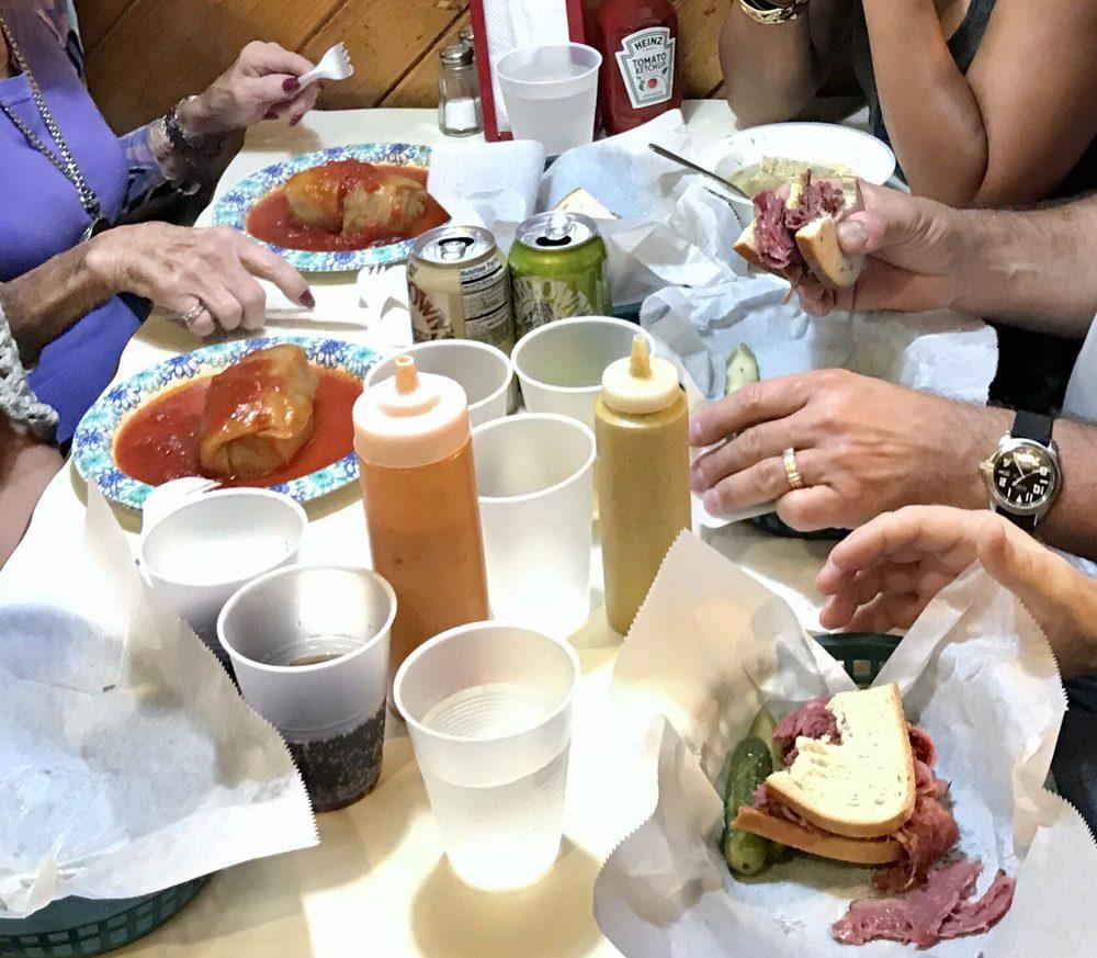 Kensington Kosher Deli: 27A Middle Neck Rd, Great Neck, NY