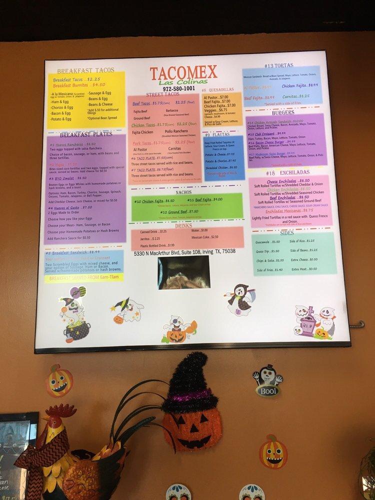 Tacomex Las Colinas - 16 Photos & 19 Reviews - Mexican - 5330 N Macarthur Blvd, Irving, TX ...