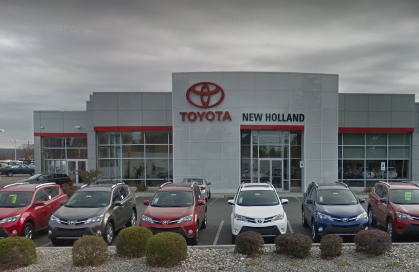 New Holland Toyota: 524 W Main St, New Holland, PA