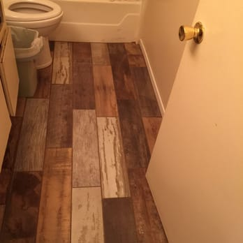 Easley Tile Restoration Photos Contractors Long Beach CA - Bathroom tile restoration