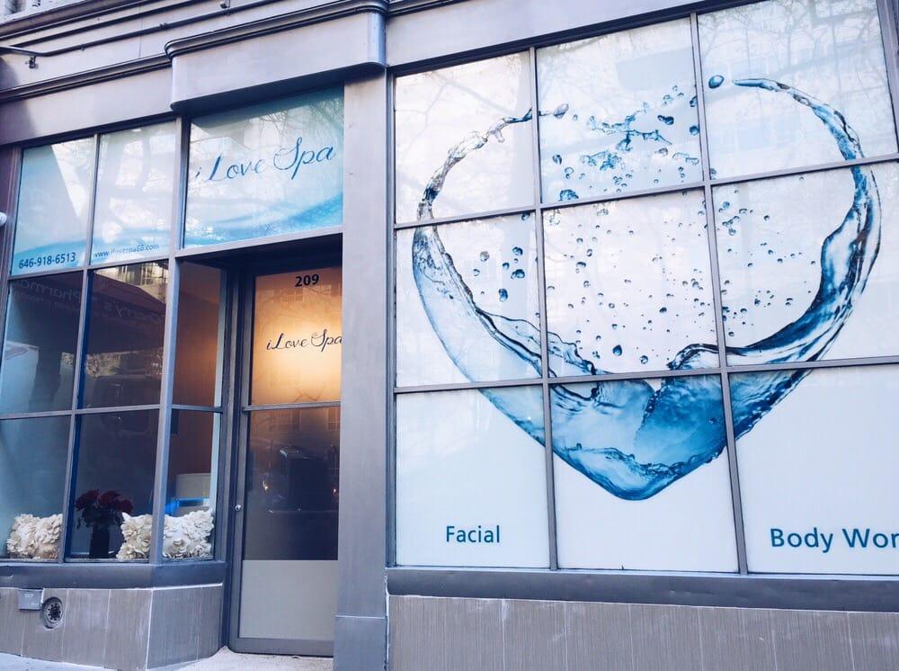 iLove Spa: 209 E 66th St, New York, NY