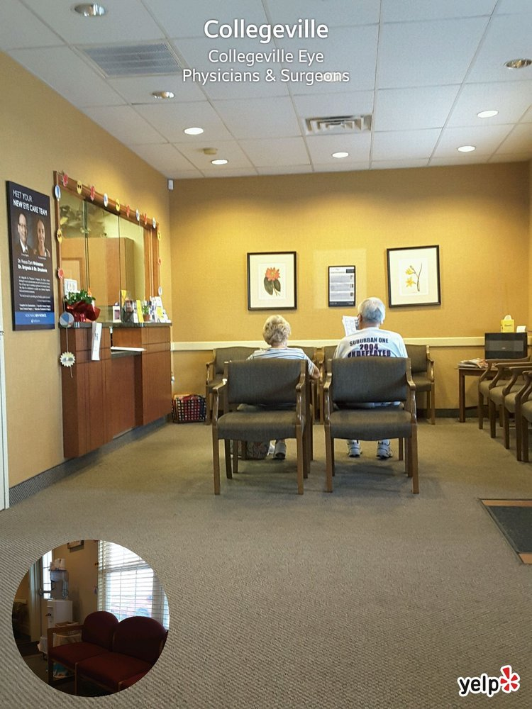 Collegeville Eye Physicians & Surgeons: 753 W Main St, Trappe, PA