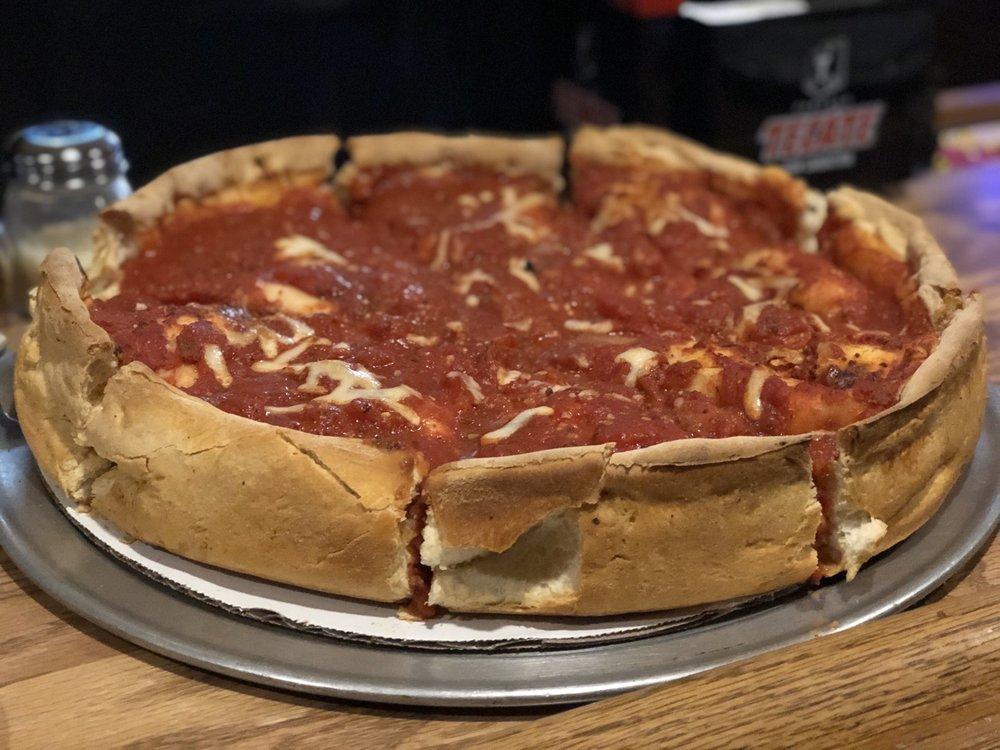 Main Street Exchange Pizza Bar & Grill: 25346 S Dixie Hwy, Crete, IL