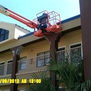 Metal Roofing Repair Photo Of Allied Monroe La United States Companies