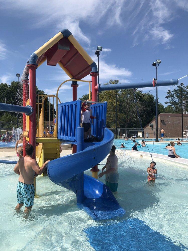 Gill Family Aquatic Center: 600 E Main St, Danville, IN