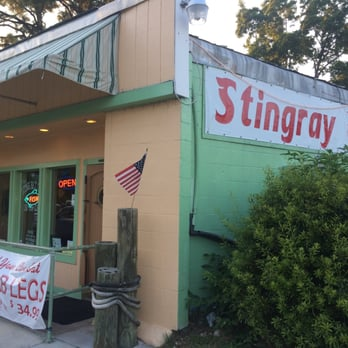 Stingray Restaurant New Bern Nc