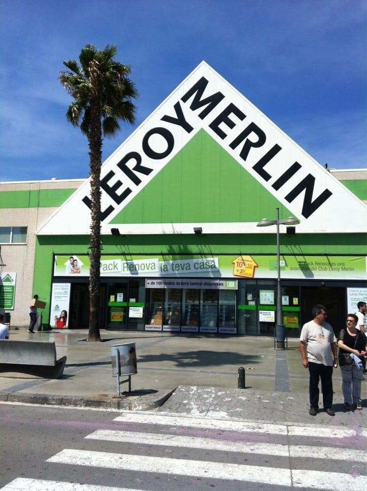 Leroy merlin tienda departamental avenida marina 17 for Telefono leroy merlin salamanca