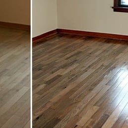 Photo Of N Hance Wood Renewal Hickory Nc United States Hardwood Floor Refinishing