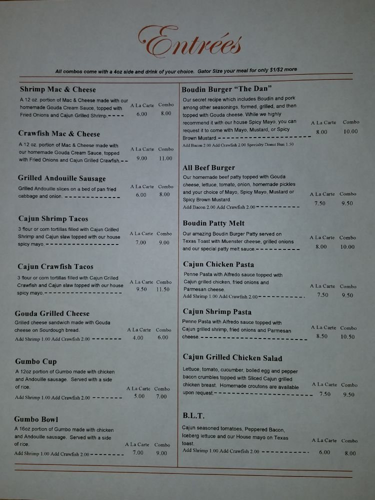 Gator's Grub and Pub: 1115 S 6th St, Kingsville, TX