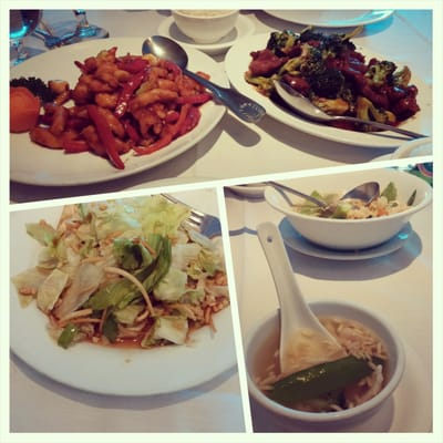 Mandarin Gourmet Cupertino restaurant
