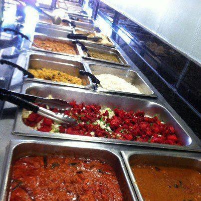 Friday lunch buffet yelp - Annapurna indian cuisine ...