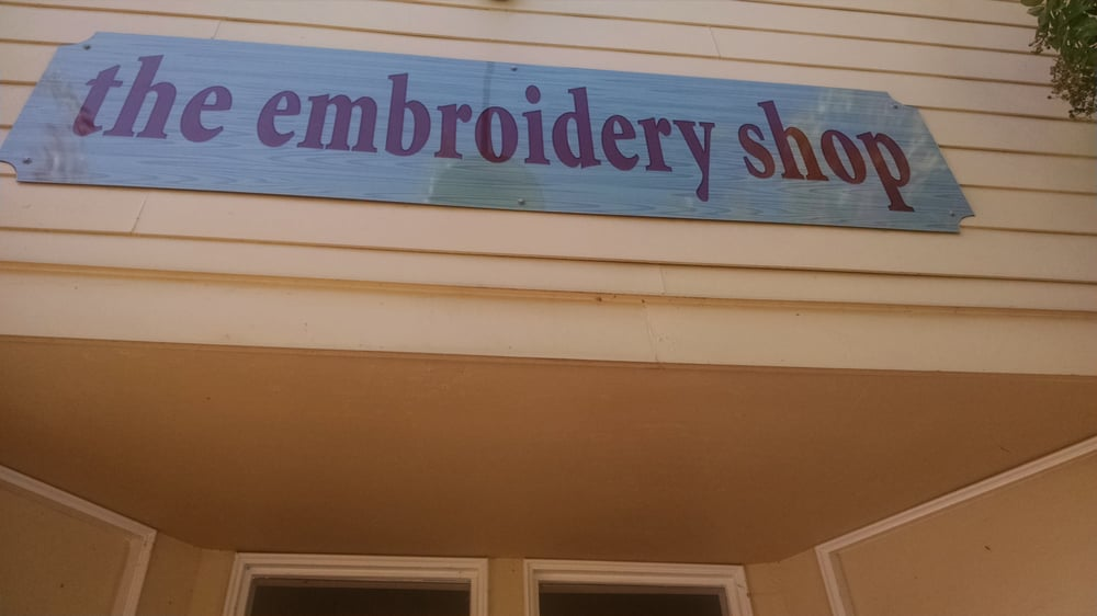 The Embroidery Shop Gift Shops 5 North Chestatee St Dahlonega