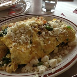 Photo Of Norwich Country Kitchen East Ny United States Greek Omelet