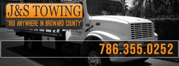 J & S Towing >> J S Towing 747 Nw 6th Ave Fort Lauderdale Fl Towing