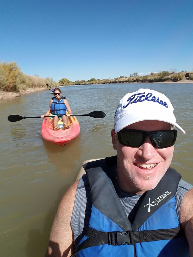 Quiet Waters Paddling Adventures: 105 D Pleasant View Dr, Bernalillo, NM