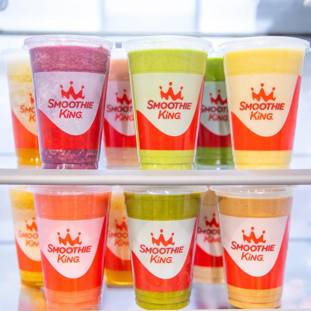 Smoothie King: 7410 Gumwood Rd, Granger, IN