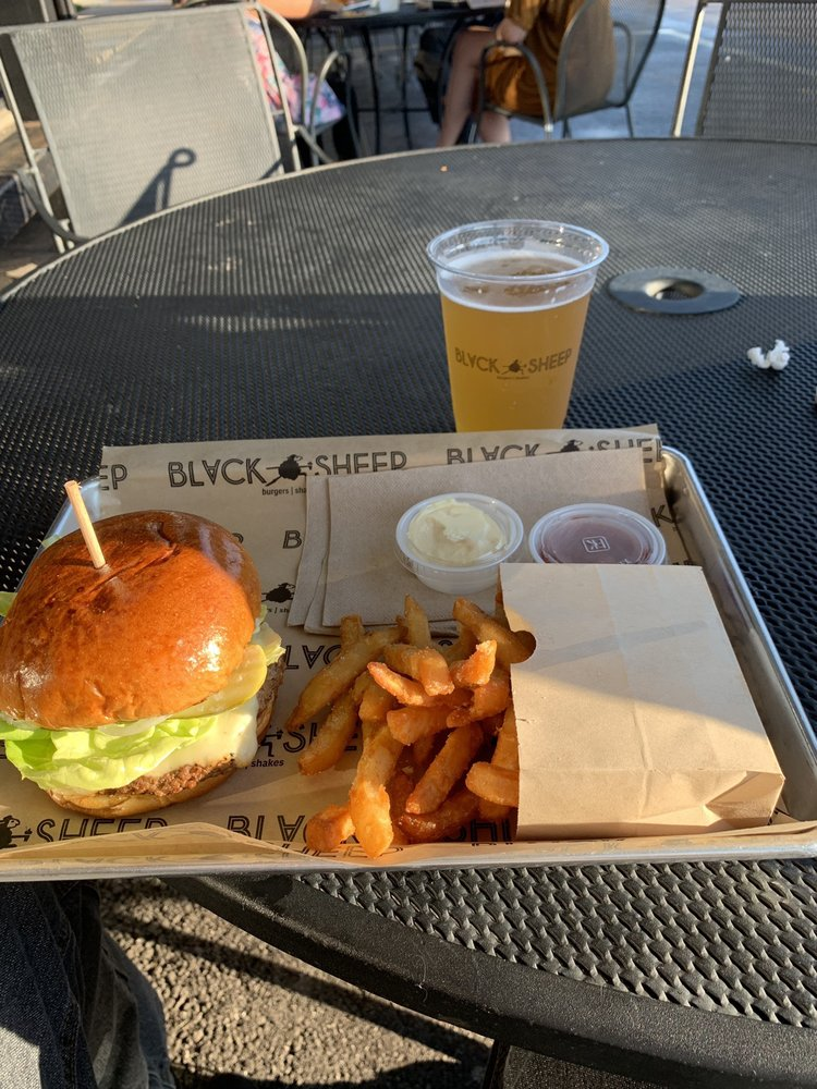 Black Sheep Burgers