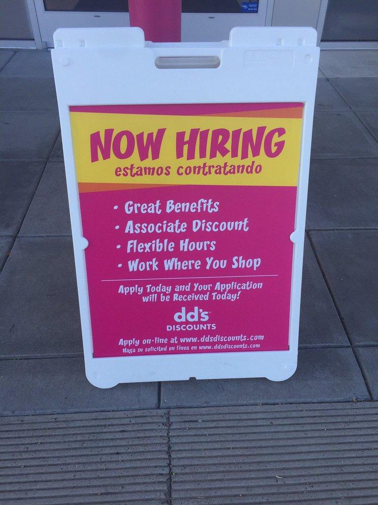 dd's DISCOUNTS: 2200 Daniels St, Manteca, CA