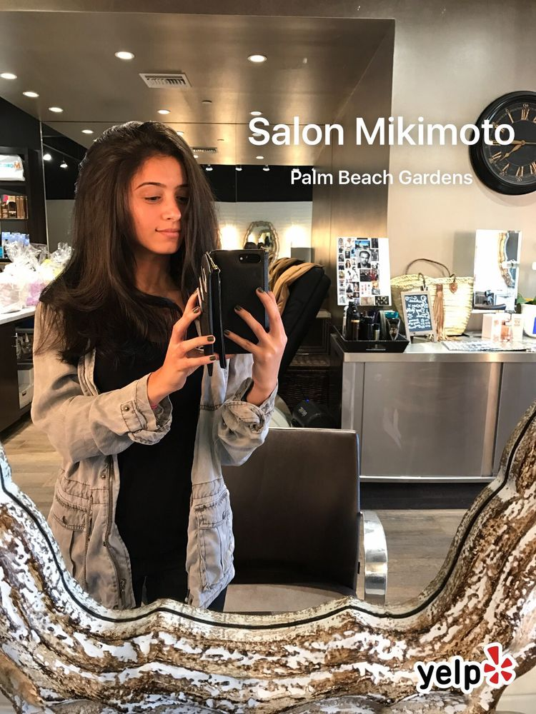 Awesome Photo Of Salon Mikimoto   Palm Beach Gardens, FL, United States. Thank You