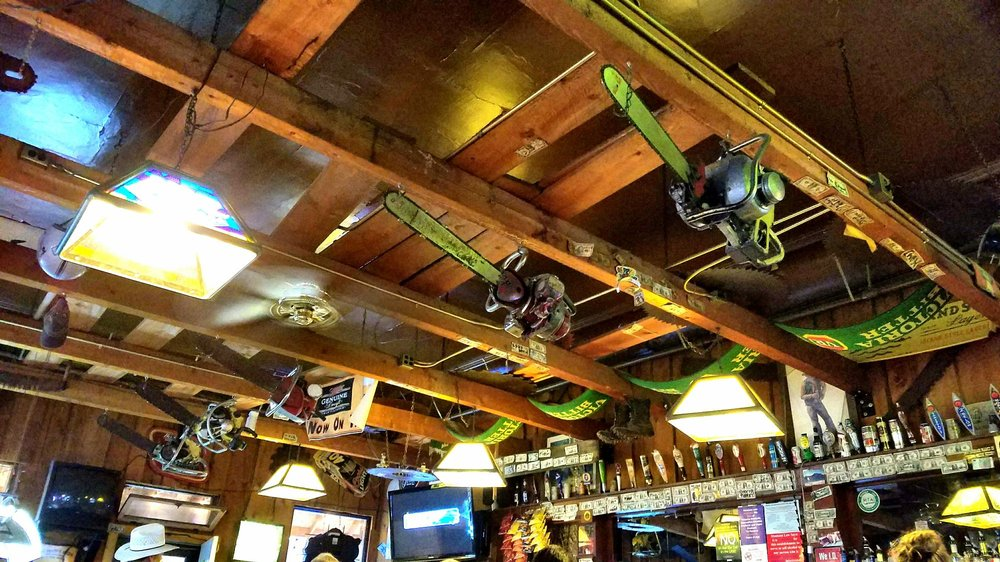 Sawmill Saloon: 123 N Main St, Darby, MT