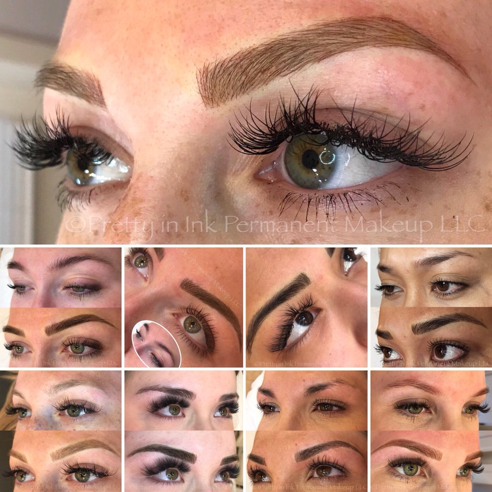 Pretty In Ink Permanent Makeup 482 Photos 47 Reviews Permanent