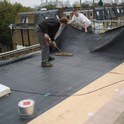 Photo Of Brotherhood Roofing   Frisco, TX, United States. We Do Commercial  Roofs