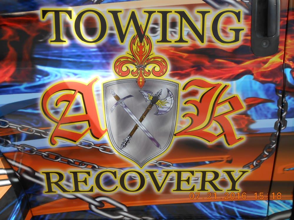 A & K Towing: 944 W Main St, Elko, NV