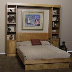 Asian furniture bed