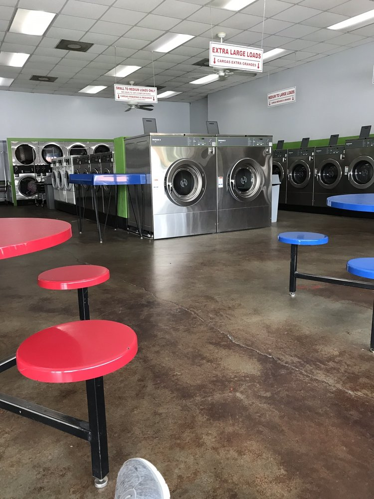 All American Coin Laundry: 406 N Tennessee St, Cartersville, GA