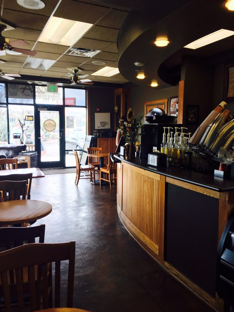 Grand Junction Mountain Grind Coffee Company: 936 North Ave, Grand Junction, CO