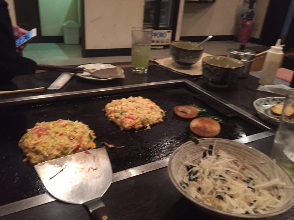 Manmaru Okonomiyaki