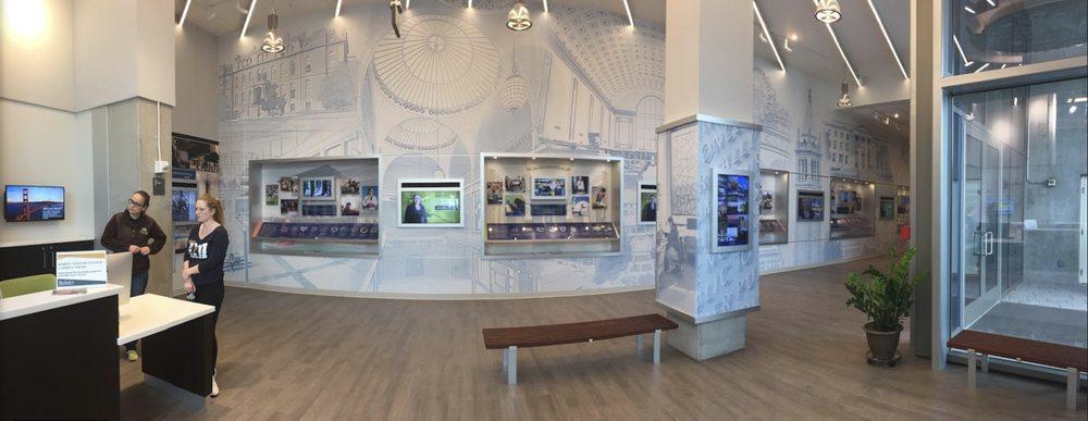 Koret Visitor Center