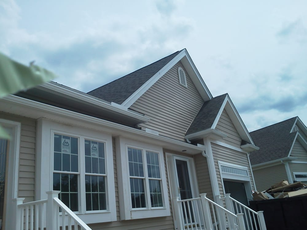 Aho Seamless Gutters: Rindge, NH