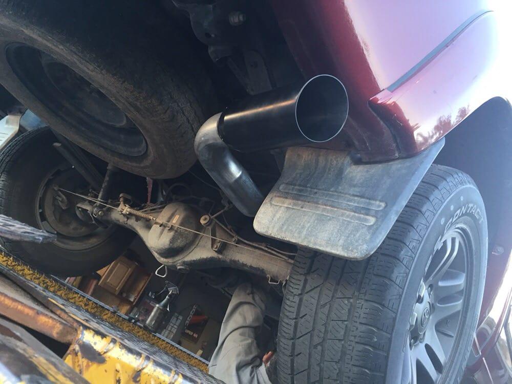Apache Muffler Inc 14 Reviews Motor Mechanics