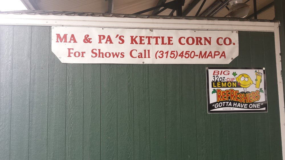 Ma Pas Kettle Corn Co