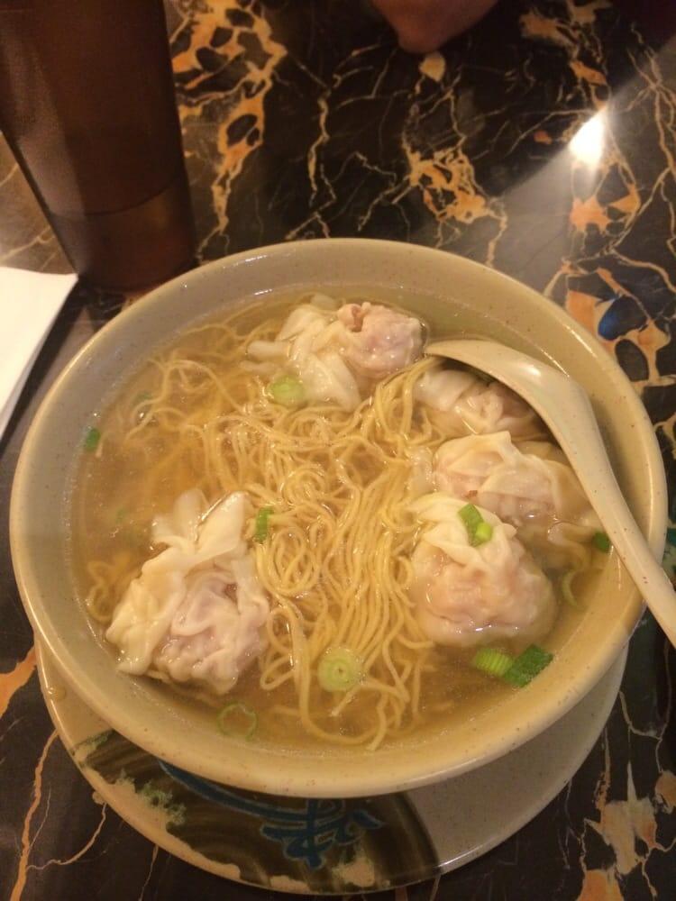 Wonton Noodle Soup Yelp