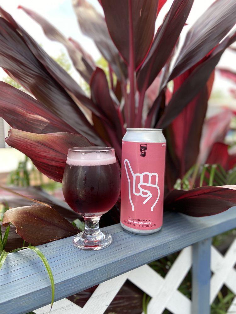 Tampa Beer Works: 333 N Falkenburg Rd, Tampa, FL