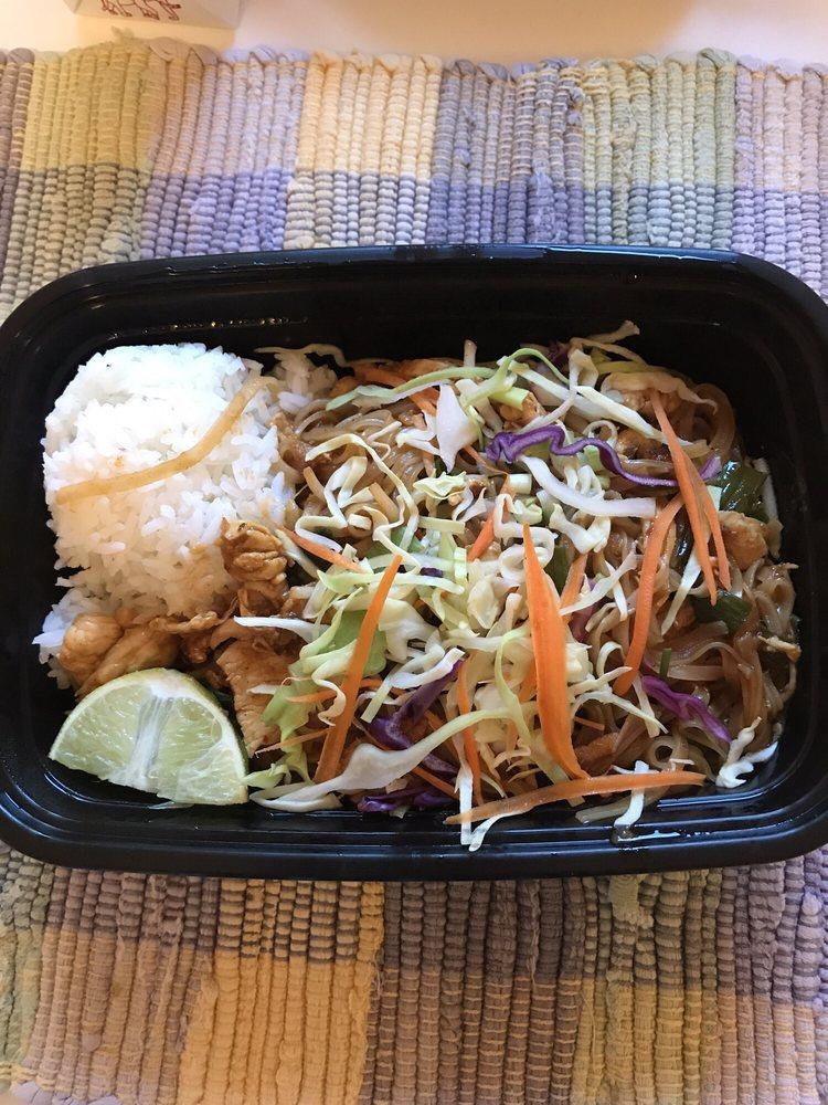 Thai Food Near Seattle Center