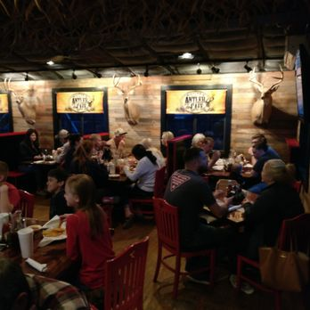 Richter S Antler Cafe Spring Branch Tx