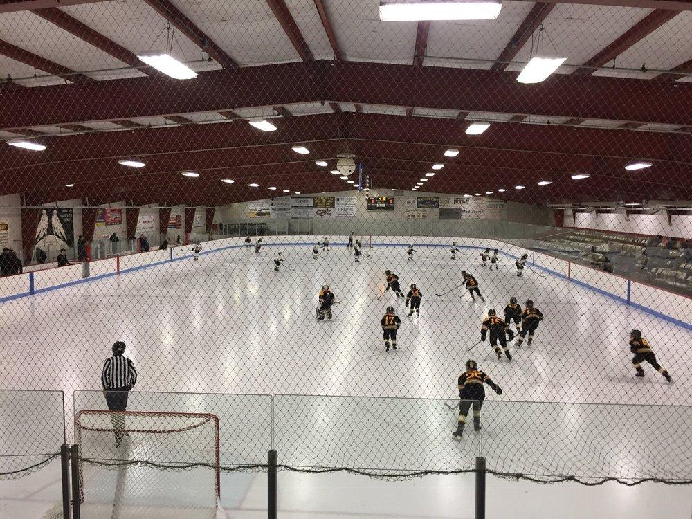 Sleepy Eye Ice Arena: 620 Southdale St SW, Sleepy Eye, MN