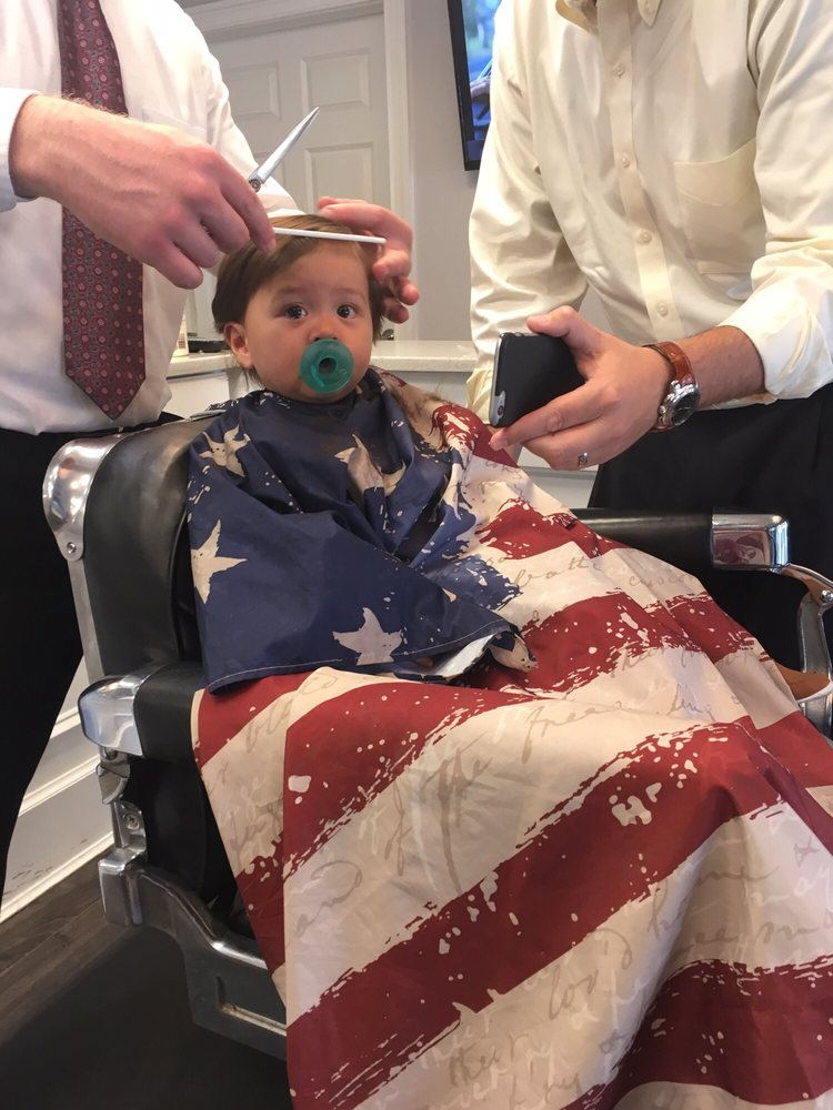 Jake Made Sure The First Haircut Was Both Painless And Special Yelp
