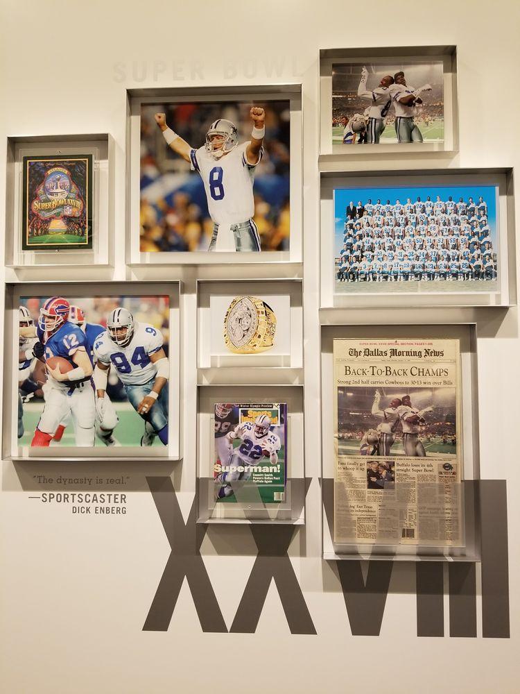 Dallas Cowboys World Headquarters: 1 Cowboys Way, Frisco, TX