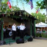 Photo De Bohemian Hall Beer Garden Astoria Ny États Unis