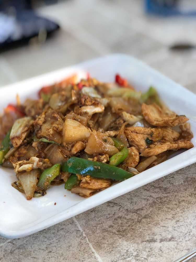Benjarong Thai Cuisine: 1001 Park Ave, Redlands, CA