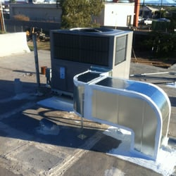 Photo of Air Maintenance Heating & Cooling - Tucson, AZ, United States. Change out from swamp cooler to 3 ton gas pack