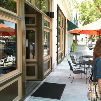 Restaurants With Outdoor Seating Near Augusta