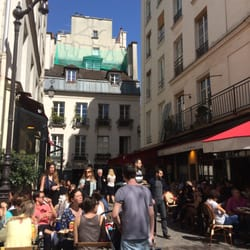 Place Du March Ef Bf Bd Sainte Catherine Paris Restaurant