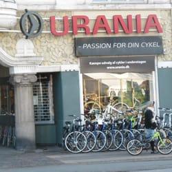 Urania Cykler Fahrrad Gammel Kongevej 1 Vesterbro Kopenhagen